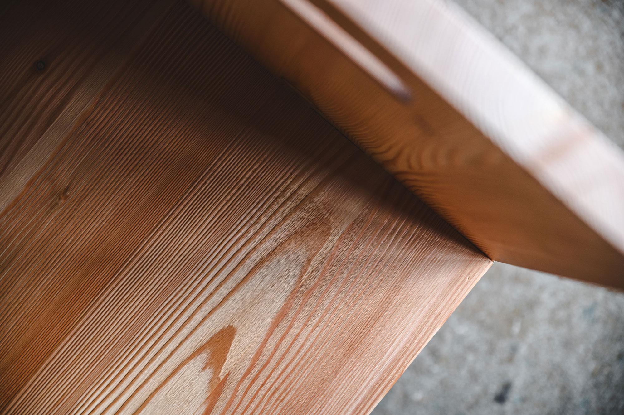 storta sedia in ferro e legno 3